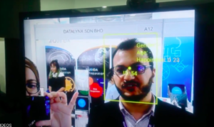 Face recognition analytics